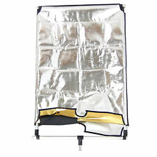 4in1 Flag Reflector WOS2008 White Black Silver Gold Photo Studio Lighting Video