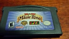 Tom and Jerry The Magic Ring GAMEBOY ADVANCE