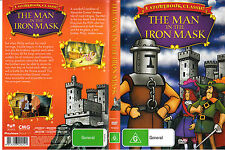 The Man In The Iron Mask-1939-Animated-Movie-DVD