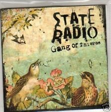 (H228) State Radio, Gang of Thieves - DJ CD