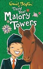 NEW (3)  THIRD YEAR AT MALORY TOWERS ( MALORY TOWERS book )  Enid Blyton