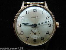 Jolie ancienne montre, mécanique, ABSA