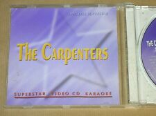 DVD KARAOKE / THE CARPENTERS / TRES BON ETAT