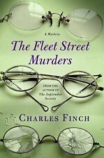 Charles Finch - Fleet Street Murders (2009) - Used - Trade Cloth (Hardcover