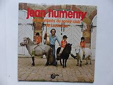 jean HUMENRY et les enfants du poney club de Luzarches EX 45586