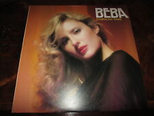 "BEBA BARONE SYMPHONY THREE 1985 12"" ITALO DISCO Great Conditions Cartoni Catalog"