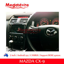"Android 5.1 7"" MAZDA CX-9 CAR DVD GPS support BOSE System with Canbus USB"