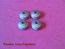 DINKY TOYS 23F 207 232 : ALFA ROMEO 4 jantes nue à peindre roues convexes 8mm
