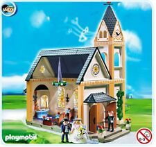 Church 4296 Retired Playmobil mint in Box for collectors Geobra MIBNO NEW Closet