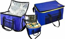 Extra large 26 litres 48 peut isotherme refroidisseur cool sac pliable picnic camping