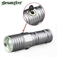 Mini Rechargeable Outdoor 3-Mode CR123A CREE XML T6 LED 3000LM Flashlight A10