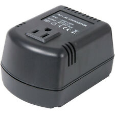 UK PLUG TO US ADAPTER - STEP DOWN VOLTAGE CONVERTER -70W- 240V TO 110V - USA