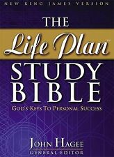 The Life Plan Study Bible: God's Keys to Personal Success by Hagee, John