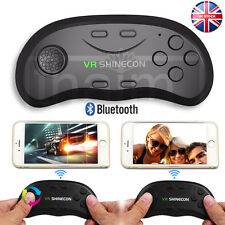Mini Inalámbrico Bluetooth Game Pad VR 3D Gafas para IOS Android Teléfono Tablet PC