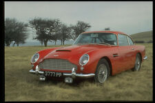 652004 1964 Aston Martin DB5 A4 Photo Print