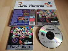 PLAY STATION PSX PS1 BUST - A - MOVE 2 ARCADE EDITION PLATINUM PAL ESPAÑA