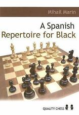 A Spanish Opening Repertoire for Black-ExLibrary