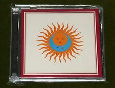 KING CRIMSON LARKS' TONGUES IN ASPIC CD REMASTERED HD DGM QUALITY 30TH EU NEW