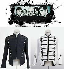My Chemical Romance Military Parade Jacket Coat Costume Cosplay Halloween