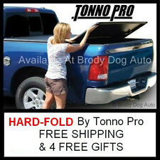 2004-2008 FORD F150 SHORT 5.5FT TRI HARD-FOLD Tonneau Bed Cover Tonno Pro HF-351