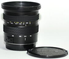 Tokina AF 19-35 MM F 3.5-4.5 vollformat Objectif pour Canon top 1 an garantie.