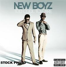 Too Cool to Care by New Boyz (CD, May-2011, Shotty Records)