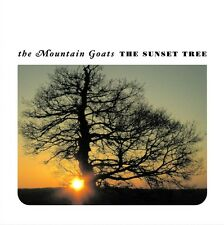 The Mountain Goats THE SUNSET TREE +MP3s 4AD RECORDS New Sealed Vinyl Record LP