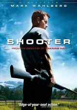 WAHLBERG,MARK-Shooter  DVD NEW