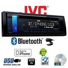JVC KD-R881BT - Bluetooth | CD | MP3 | USB  Android | iPhone Autoradio Radio 12V