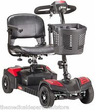 4 Wheel Power Scooter Drive Medical Mobility Disability Handicap Spitfire Scout