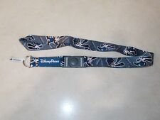 Disney Parks Oswald the Lucky Rabbit Medal and Trading Pin Lanyard (NEW) Mickey