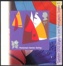GB 2011 Olympic Games/Olympics/Paralympics/Sailing/Sport/Disabled 1v s/a n32603a