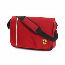 Ferrari F1 Team Messenger Bag Red