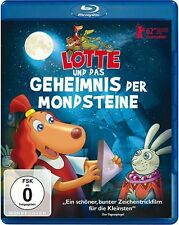Lotte und das Geheimnis der Mondsteine ( Kinder Zeichentrick BLU-RAY ) NEU OVP