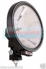 "SIM 3227 12V/24V 9"" INCH ROUND SPOTLIGHT SPOTLAMP CAB TOP BAR TRUCK LORRY 4x4"