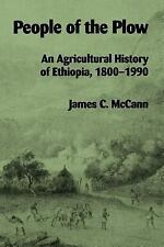 People of the Plow: An Agricultural History of Ethiopia, 1800-1990-ExLibrary