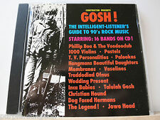 GOSH - The CD-Compilation  CD   Boa T.V. Personalities Wedding Present Membranes
