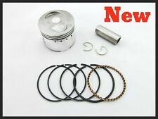 New 44mm Piston Rings Pin Kit GY6 60cc Gas Scooter Moped 139qmb Engine Parts