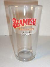Beamish Draught Irish Stout Pint Size Beer Glass -121565