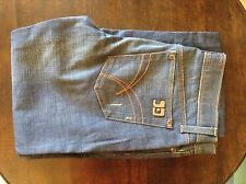 Joes Jeans 'Flex' womens blue boot cut jeans 27' 34L