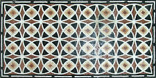 Natural Stone Marble Hand Made Floor Carpet Deisgn Marble Mosaic GEO1238