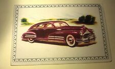 1948 BUICK Special - MALTIES CEREALS Australia Trade Card - RARE