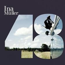 48 Ina Müller Audio CD , NEUWERTIG !! , TOP ARTIKEL