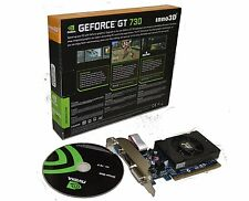 NVIDIA Geforce GT 730 4GB DDR3 PCI Express x16 Video Graphics Card HDMI   1080p