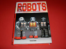2011BUCH TIN TOYS ROBOTS SPACECRAFTS...TERUHISA COLLECTION BLECHSPIELZEUGE SPACE