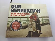 Our Generation - Various Artists  (CD) - BRAND NEW SEALED 3 CD