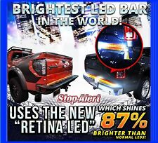 "49"" with  72 LEDs Light Bar Strip Truck Tailgate Rear Turn Signal Brake Light 48"