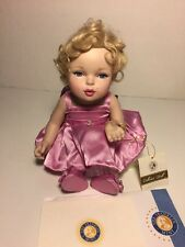 Authentic Marilyn Monroe Portrait Baby Doll 2001 No: A 0354