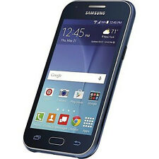 Samsung Galaxy J1 4G LTE Smartphone - Verizon Wireless VZW-J100VPP Prepaid- Blue