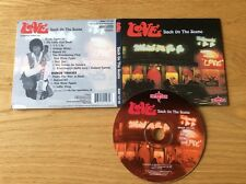 LIVE IN SANTA MONICA - THE LOVE - ARTHUR LEE - BACK ON THE SCENE - CD